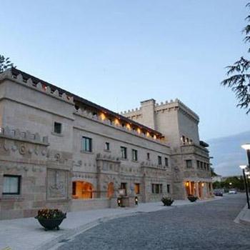 Hotel Spa Pazo Los Escudos Vigo